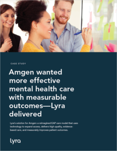 Amgen Case Study Cover
